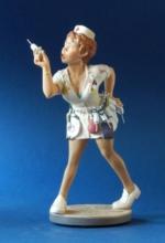 figura de enfermera