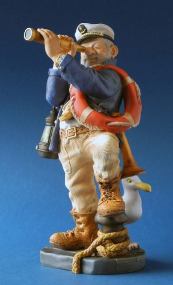 figura de marinero