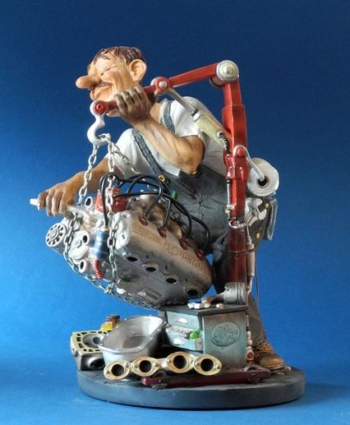 figura de mecanico