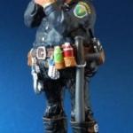 figura de policia
